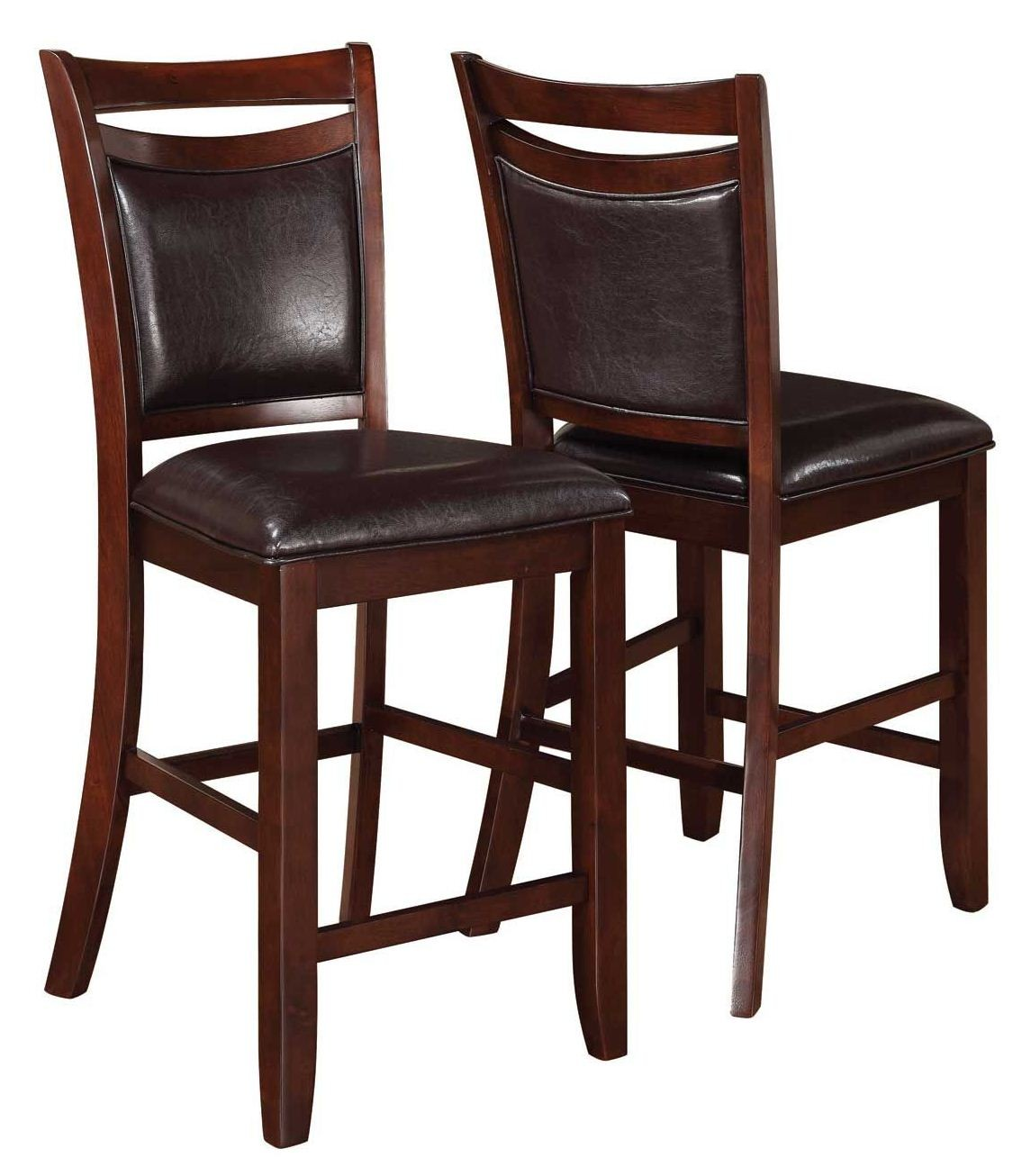 Dupree Counter Height Chair Set of 2 from Coaster 105479
