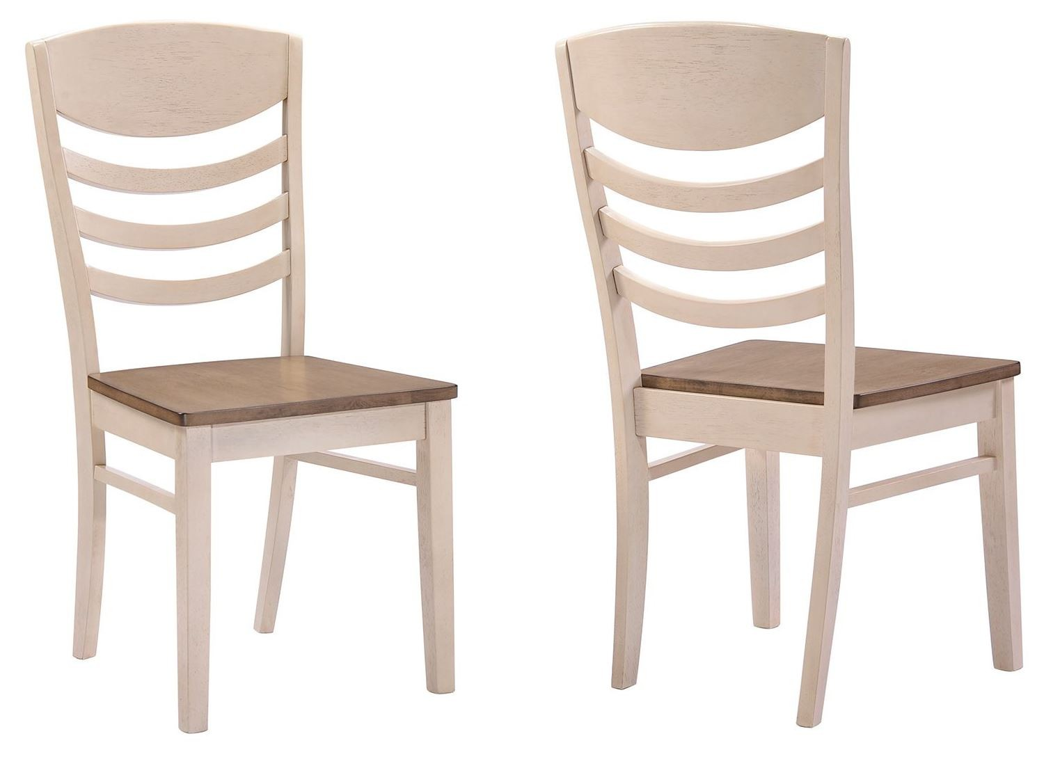 antique white dining chairs best ergonomic chair allston set of 2 from coaster