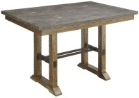 Willowbrook Rustic Ash Counter Height Table, 106988 ...