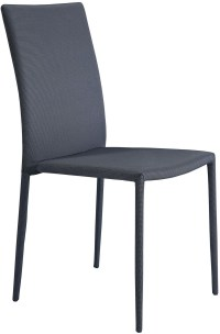Adler Gray And Black Dining Chair Set of 4 from Coaster ...