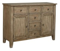 Vintage Weathered Grey Sideboard from Standard (11316 ...
