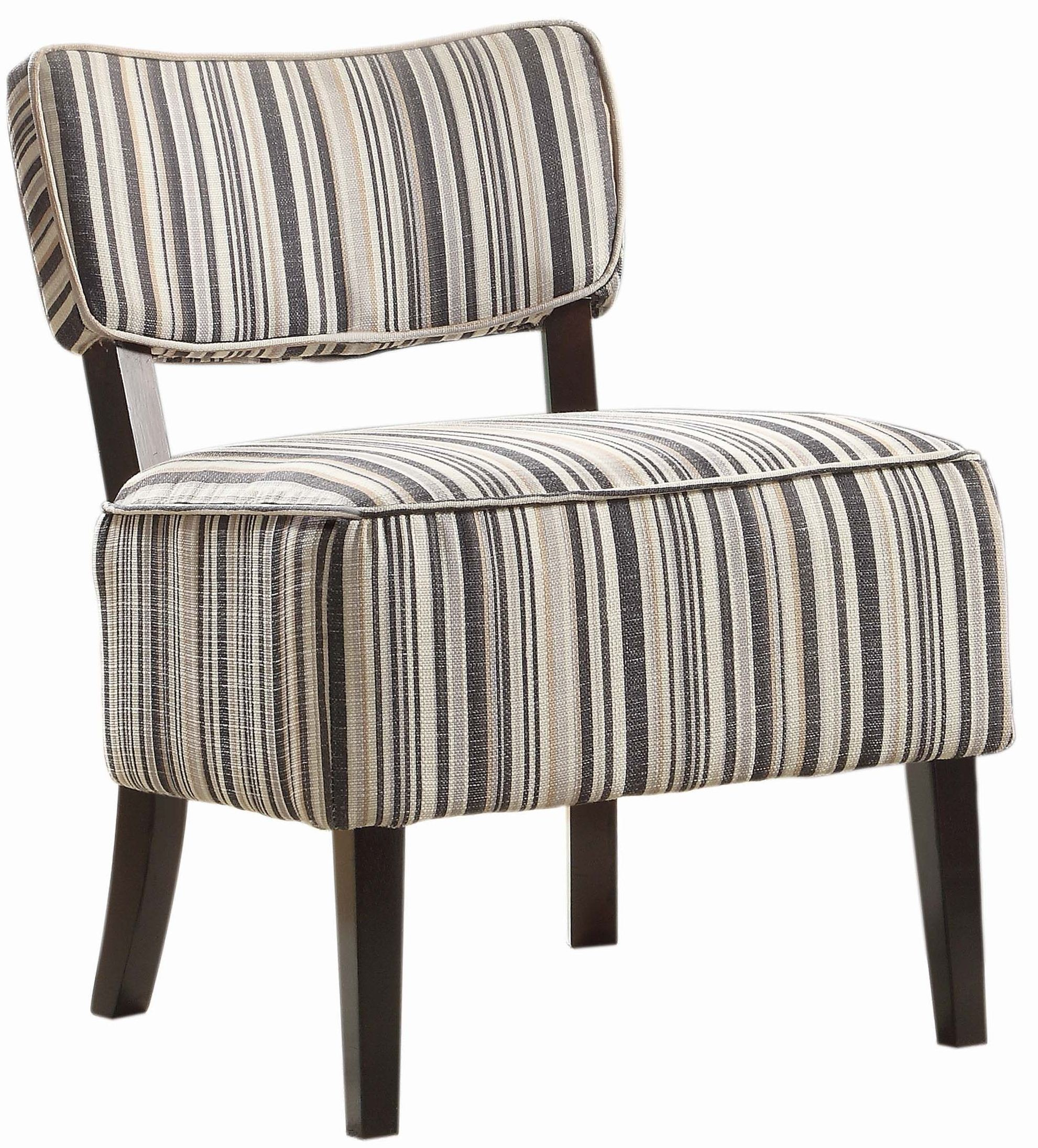 gray and white accent chairs removable dining chair seat covers orson from homelegance 1191f1s