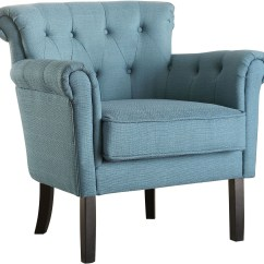 Accent Chair Teal Best Folding Quad Barlowe Dark From Homelegance Coleman