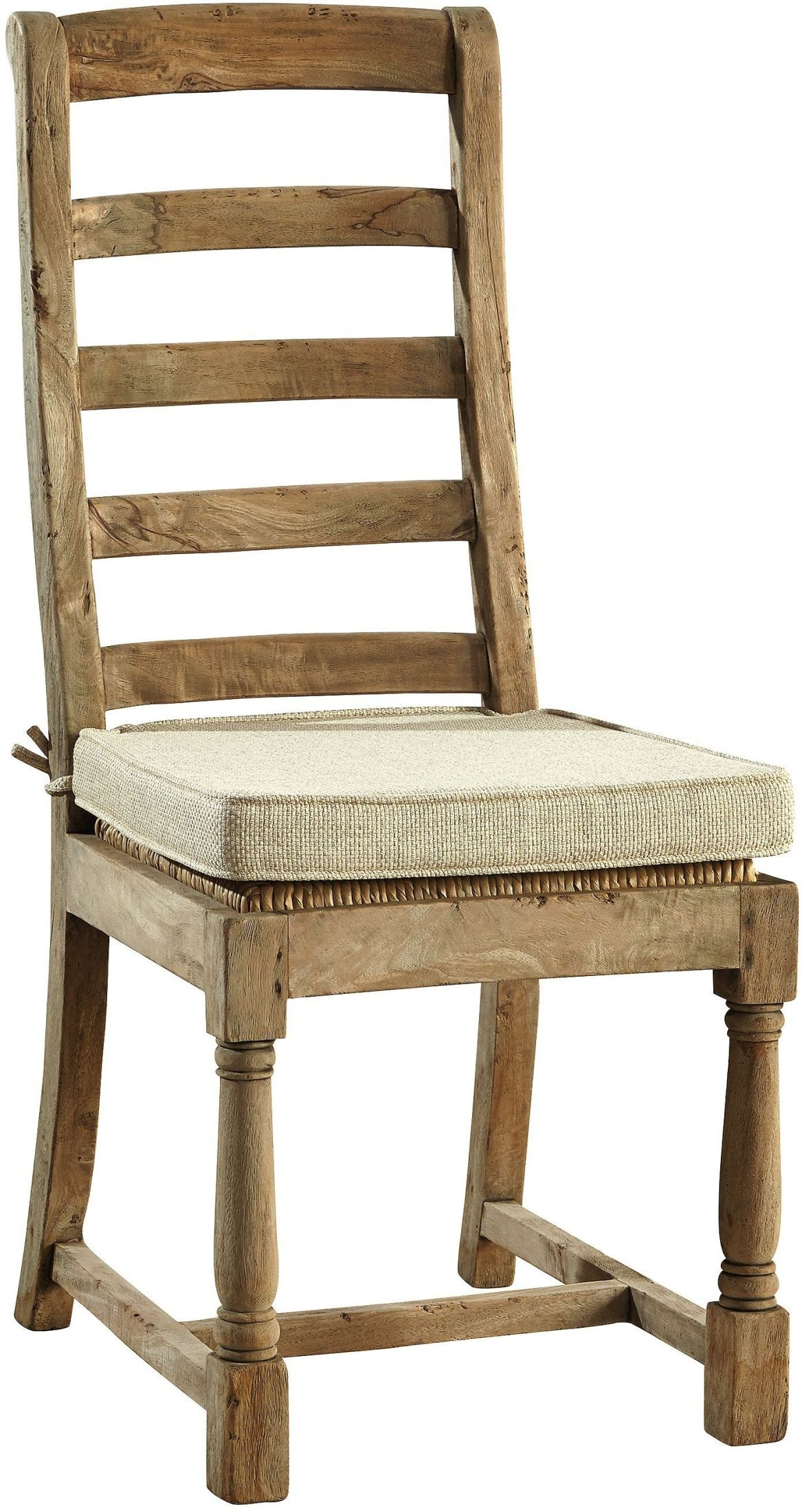 Driftwood Chair Mango Driftwood Side Chair Set Of 2 From Furniture