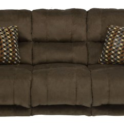 Best Sofa Material For Cat Owners Rowe Nantucket Slipcover Replacement Riley Coffee Power Reclining From Catnapper