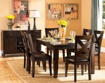 Crown Point Dining Room Set Homelegance 1372-78