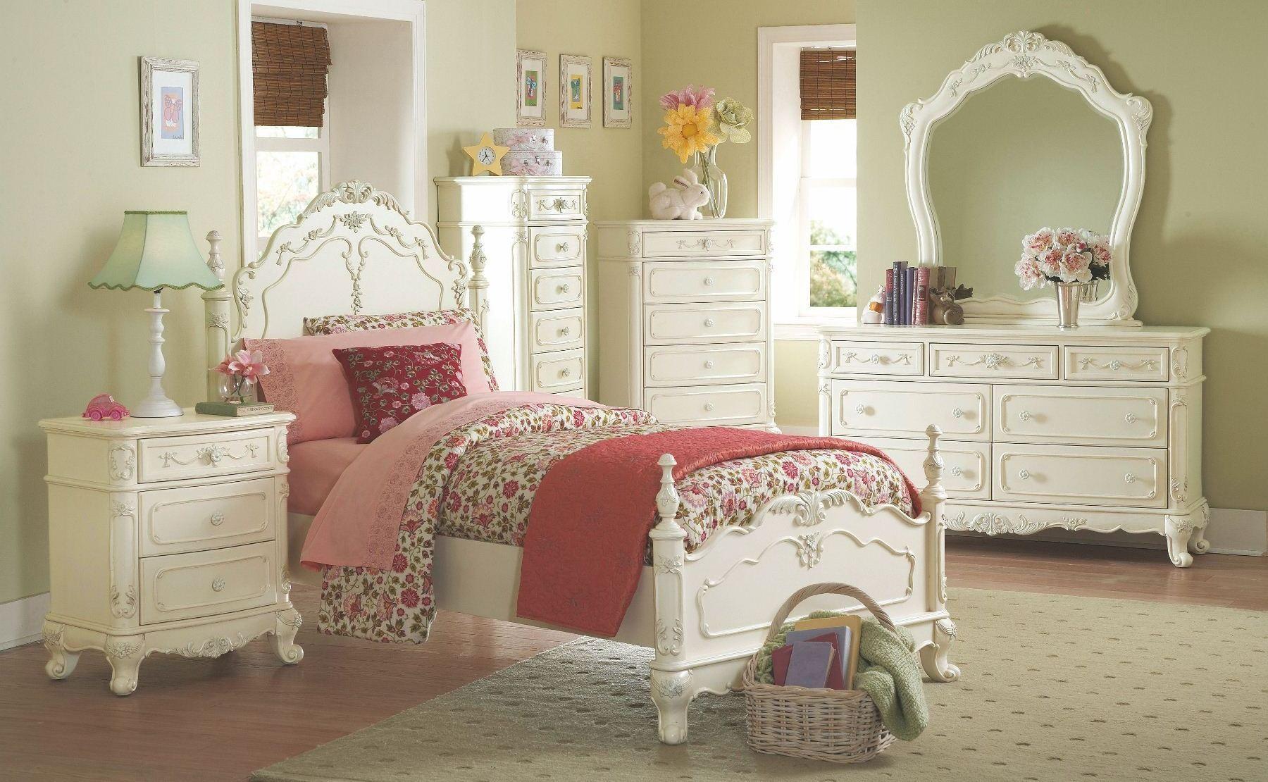 Cinderella Youth Bedroom Set from Homelegance 1386