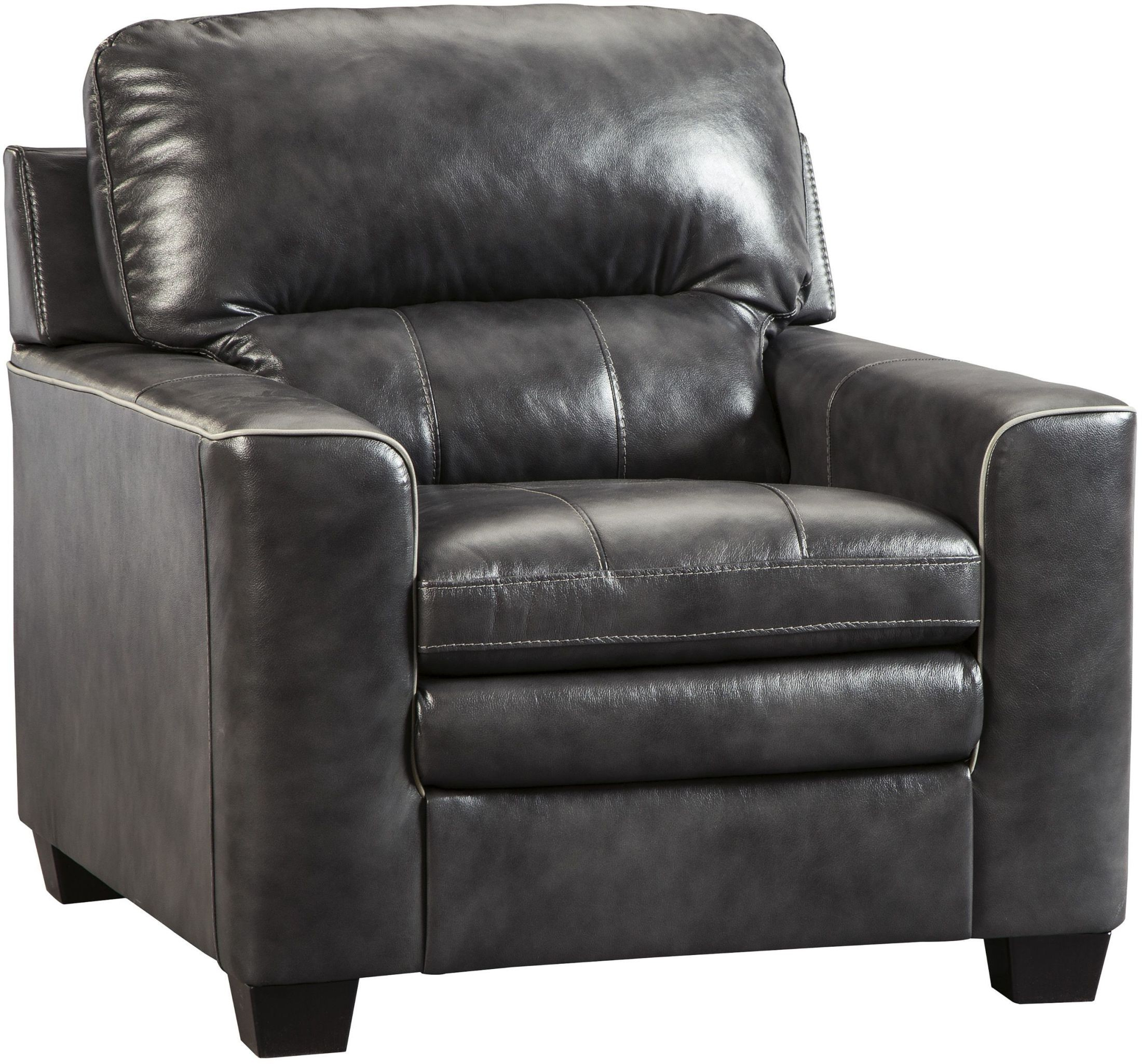Gleason Charcoal Chair from Ashley  Coleman Furniture