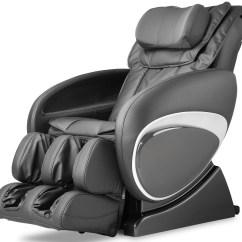 Cozzia Massage Chair Reviews Graco Convertible High Shiatsu Zero Gravity Black From