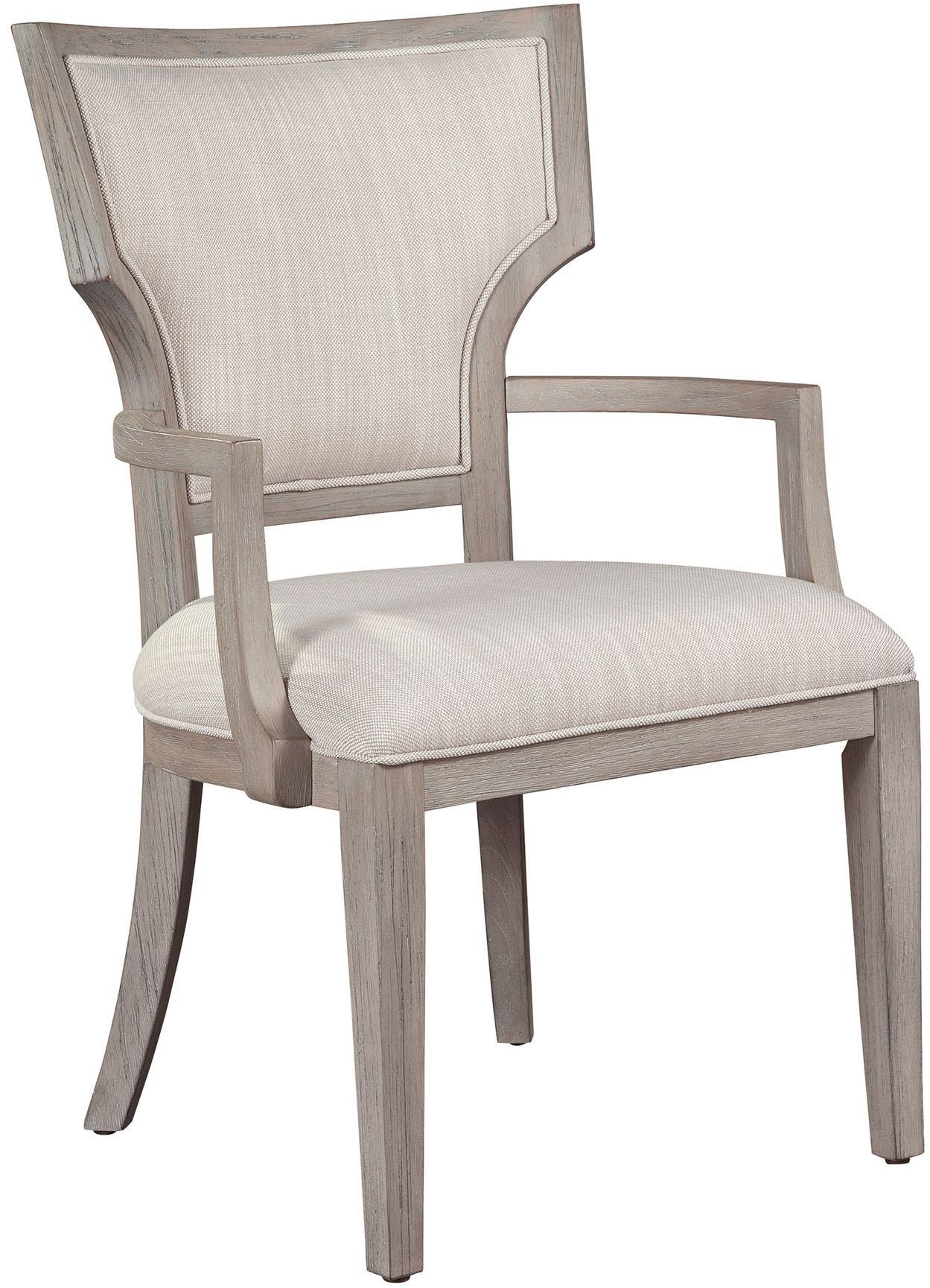 Fan Back Chair Berkeley Heights Wire Brushed Fan Back Arm Chair Set Of 2