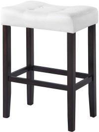182015 Espresso Bar Stool Set of 2 from Coaster | Coleman ...