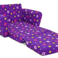 John Deere Office Chair Dining Covers For Wedding Purple Girl 39s Sleepover Sofa From Kidz World