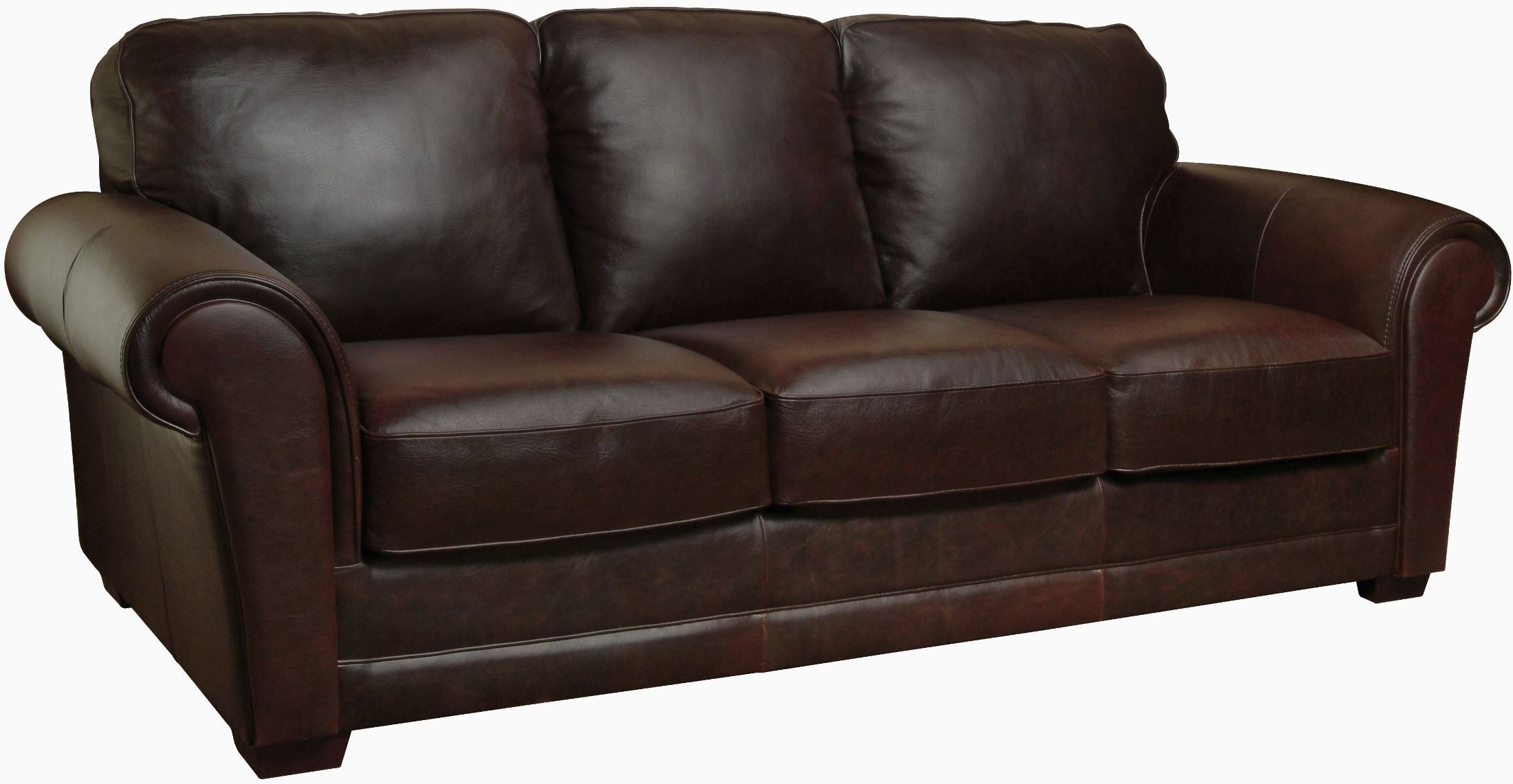 Mark Italian Leather Sofa From Luke Leather Coleman