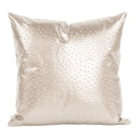 Ostrich Pearl Large Pillow, 2-262, Howard Elliot