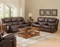 Kenwood Premier Brown Power Reclining Living Room Set from ...