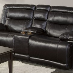 Black Reclining Sofa With Console Durdham Fabric Chaise Longue Bed Torino Premier Dual Loveseat