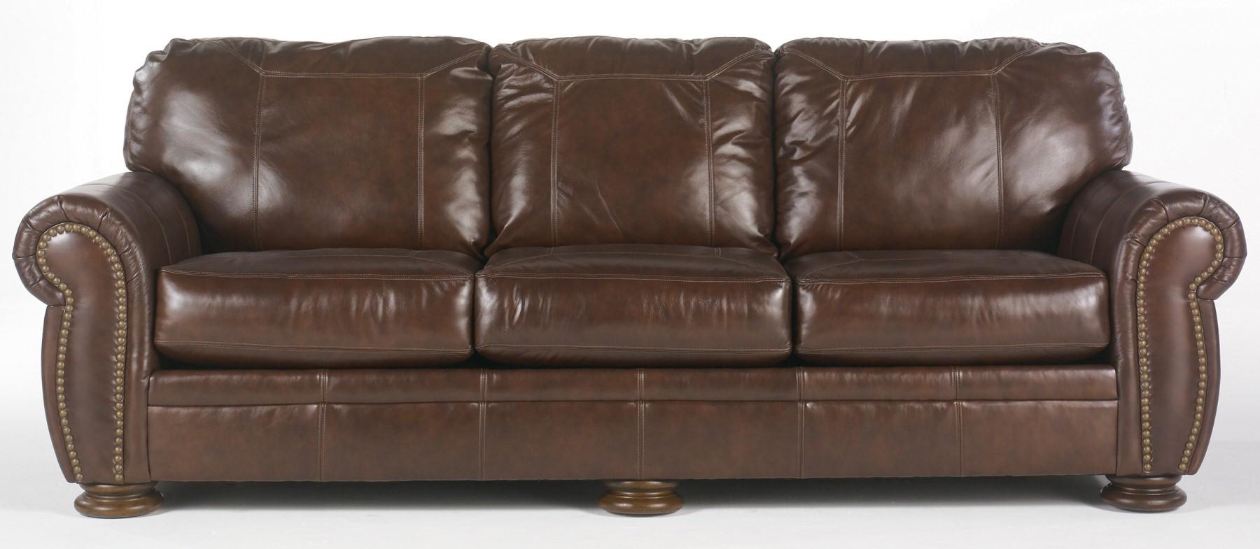 ashley furniture palmer sofa blue sofas images walnut by 2050038 leather