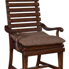 Barrel Dining Chairs Set Of 2 Chair Cover Hire Cambridgeshire Whiskey Oak Slat Back Arm From Art