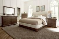 St. Germain Upholstered Sleigh Bedroom Set from ART ...