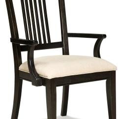 Spindle Arm Chair Morris Pleasant Grove Java Back 2301 241 Kd
