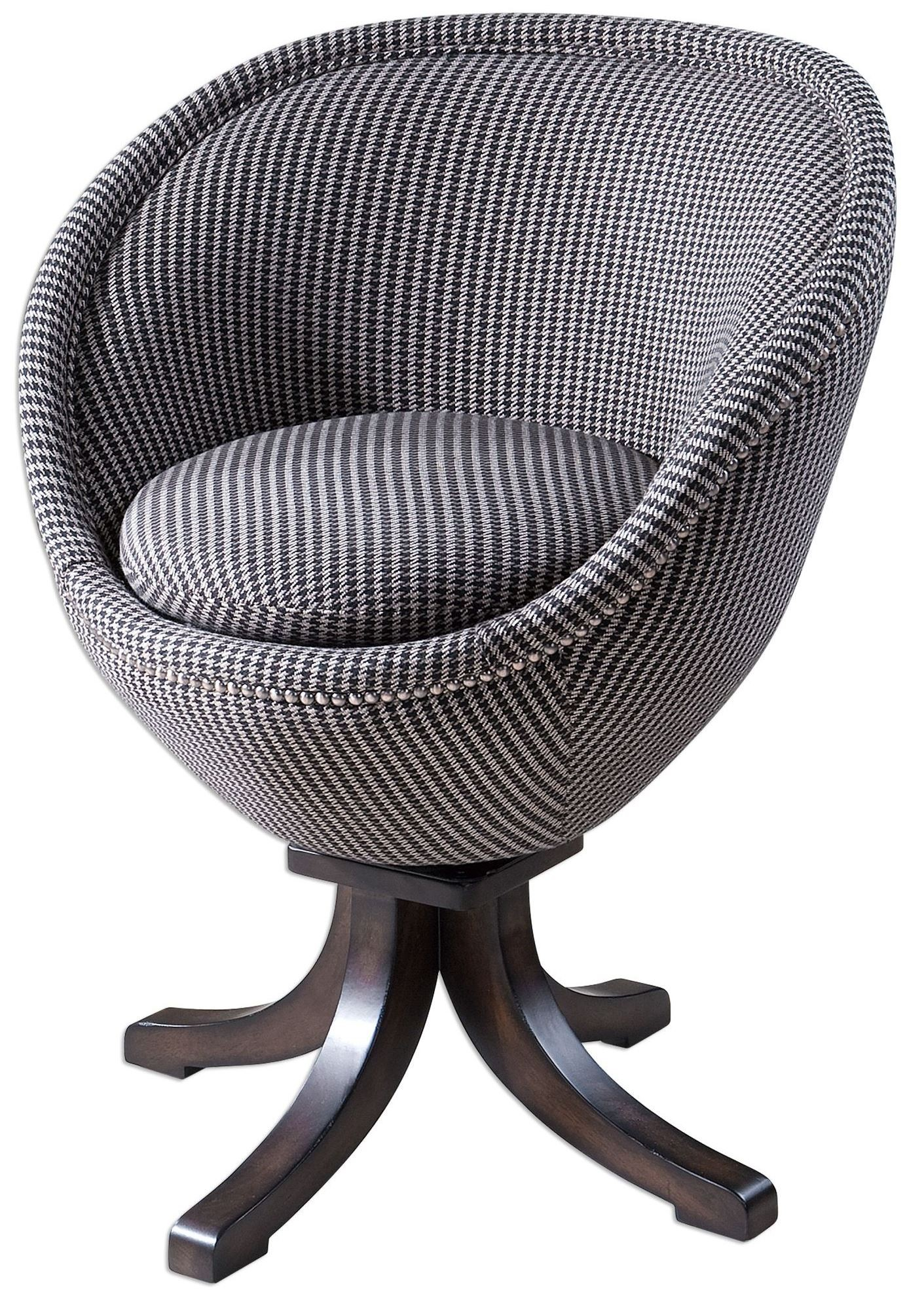 Retro Accent Chairs Rufar Retro Accent Chair From Uttermost 23267 Coleman