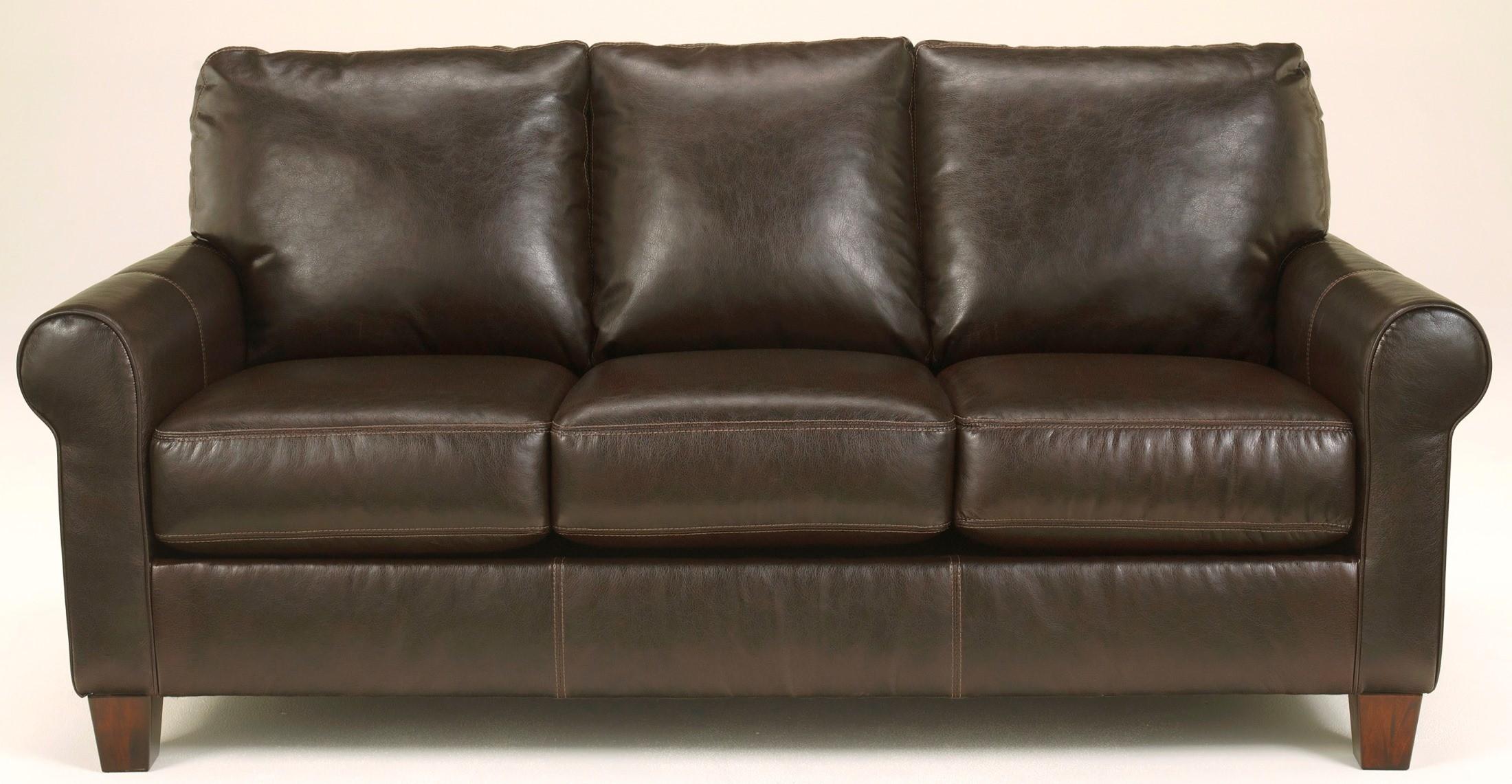 ashley furniture durablend sleeper sofa how to make cushions covers nastas bark full from