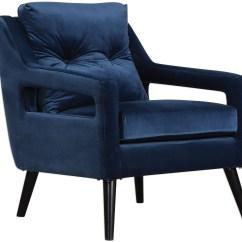 Blue Velvet Armchair Nz Wheelchair Dimension O 39brien From Uttermost Coleman