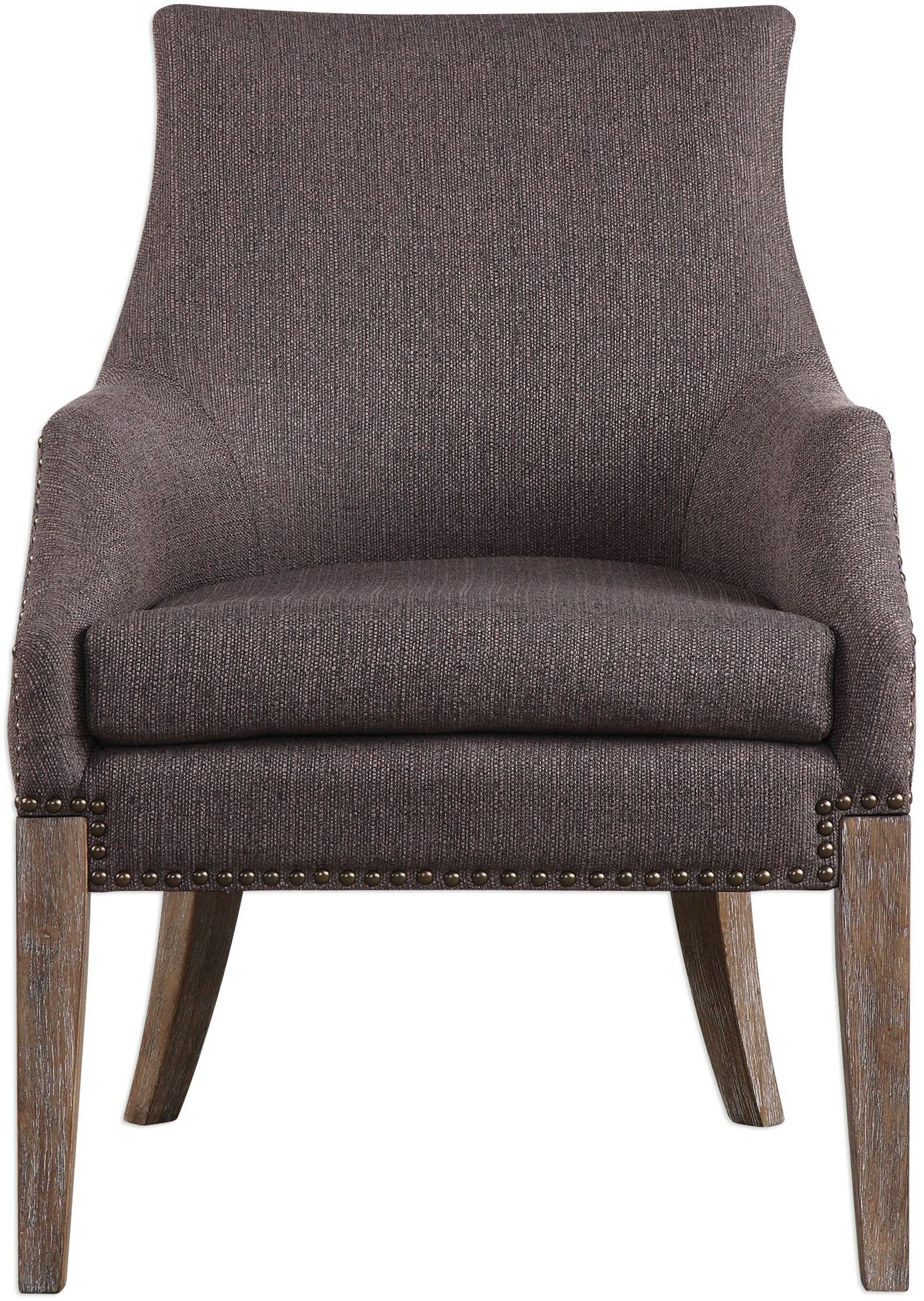 Tan Accent Chair Karson Caramel Tan Accent Chair From Uttermost Coleman