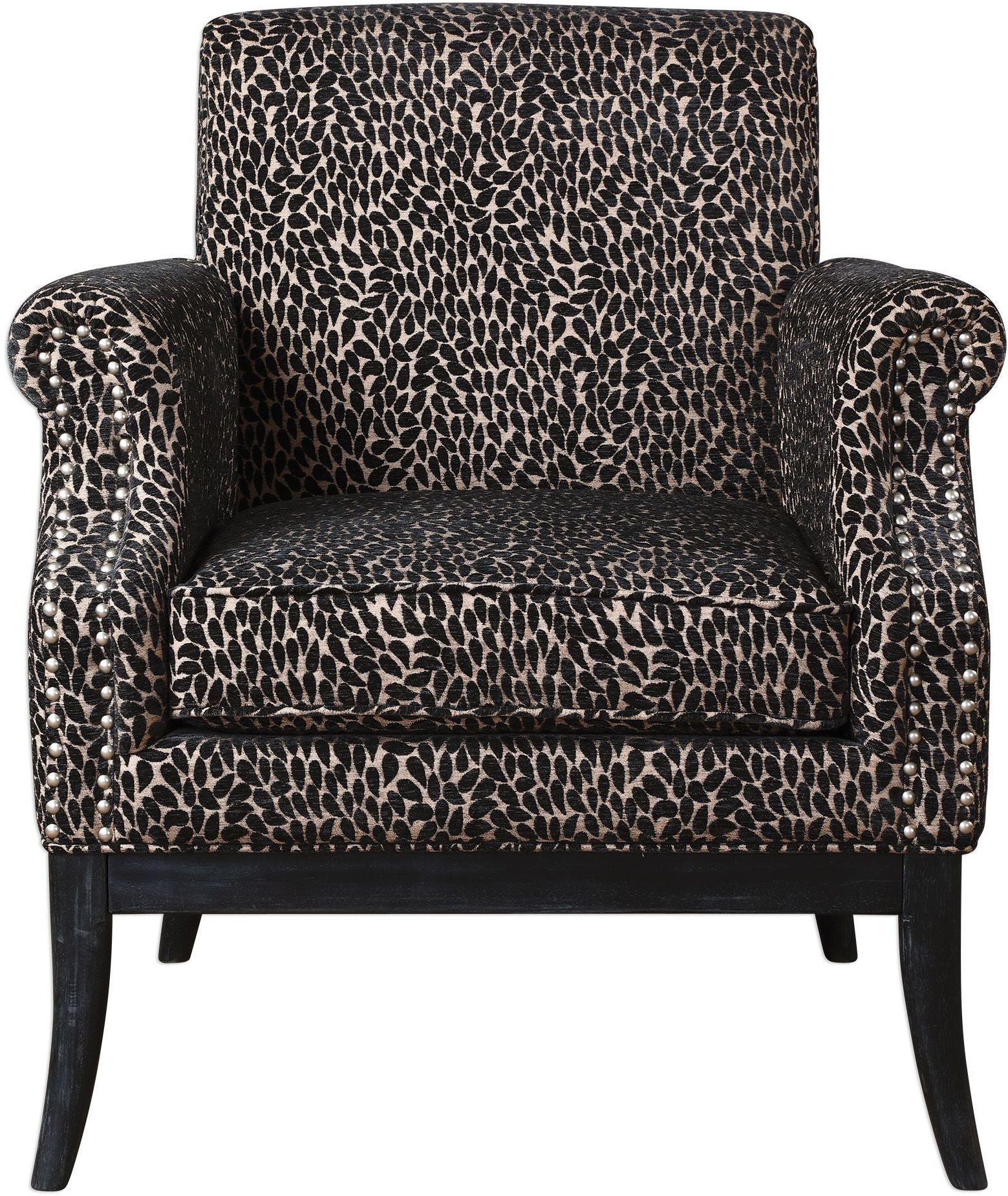 Tan Accent Chair Kaius Tan And Black Accent Chair From Uttermost Coleman