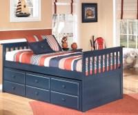 Leo Youth Trundle Storage Bedroom Set from Ashley (B103 ...