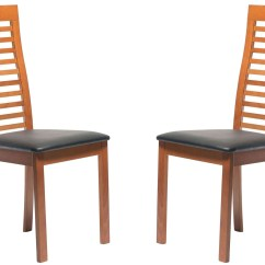 Cherry Dining Chairs Tommy Bahama Relax Chair Beechwood Denver Set Of 2 From Aeon