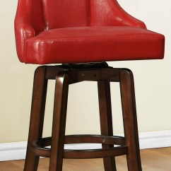 Red Counter Height Dining Chairs Electric Chair For Sale Annabelle From Homelegance 2479