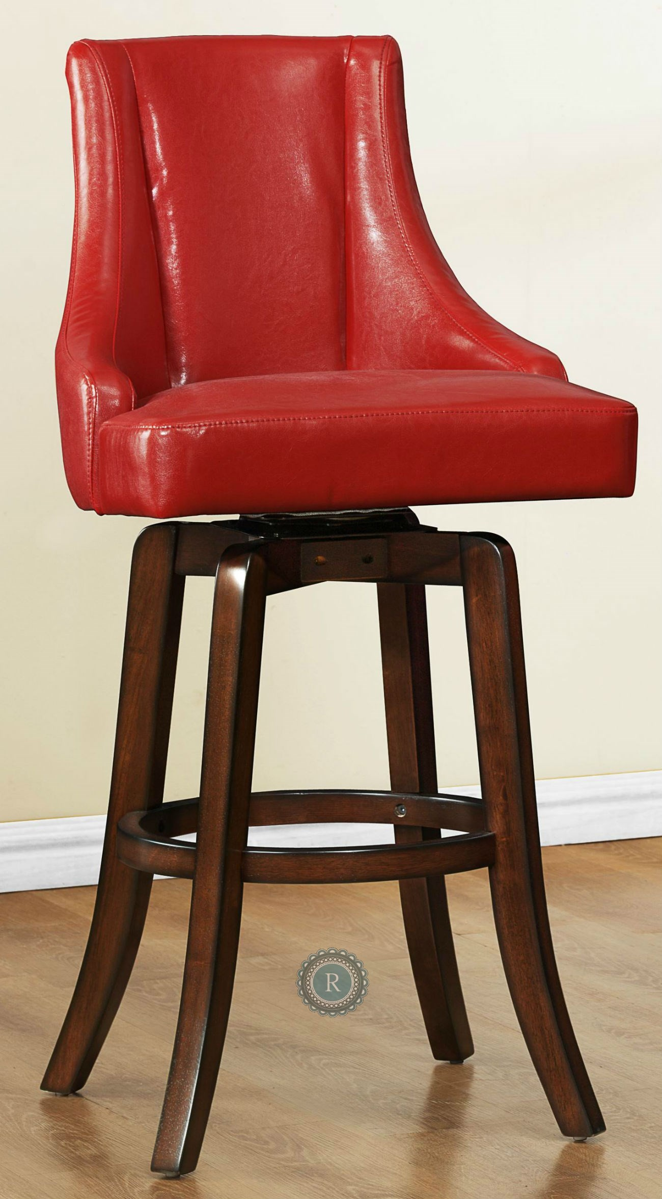 Red Counter Height Chairs Annabelle Red Counter Height Chair From Homelegance 2479