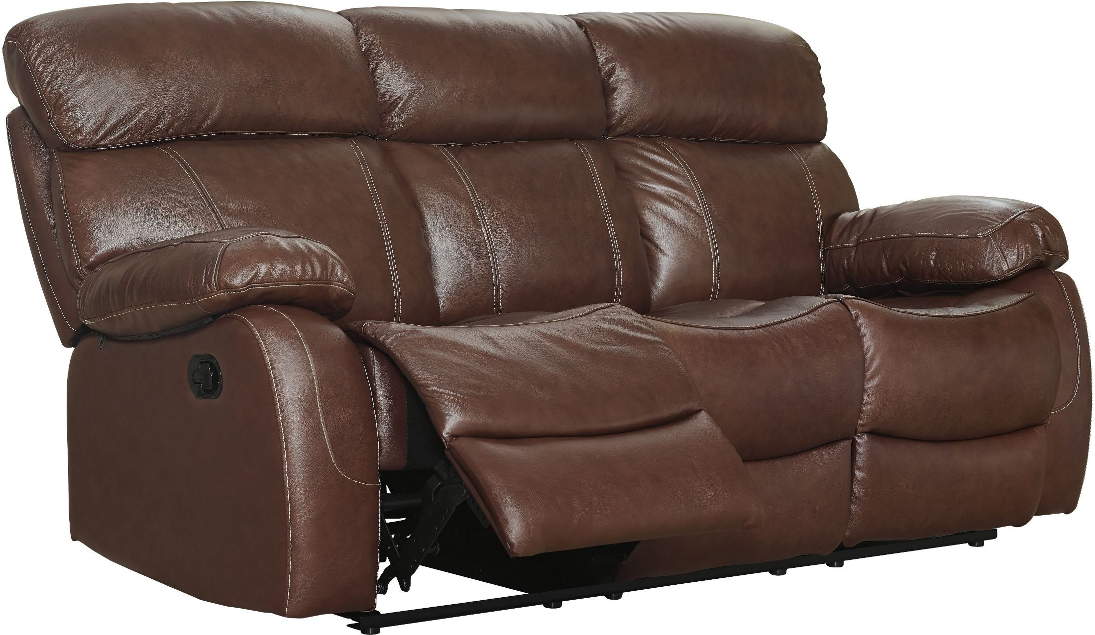 light brown leather reclining sofa contemporary sets living room dante set l2041 30 lbn