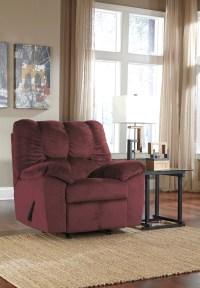 Julson Burgundy Living Room Set from Ashley (26602-38-35 ...