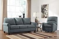 Zeth Denim Living Room Set from Ashley (2710137-25 ...