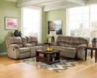 Montgomery Mocha Living Room Set