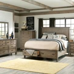 Bedroom Chairs Furniture Village Modern Black Dining Brownstone Panel Storage Set From Legacy