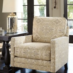 How To Clean Sofa Arms Leather Power Reclining Home Theater Seating Cloverfield Fawn Accent Chair From Ashley (2790121 ...