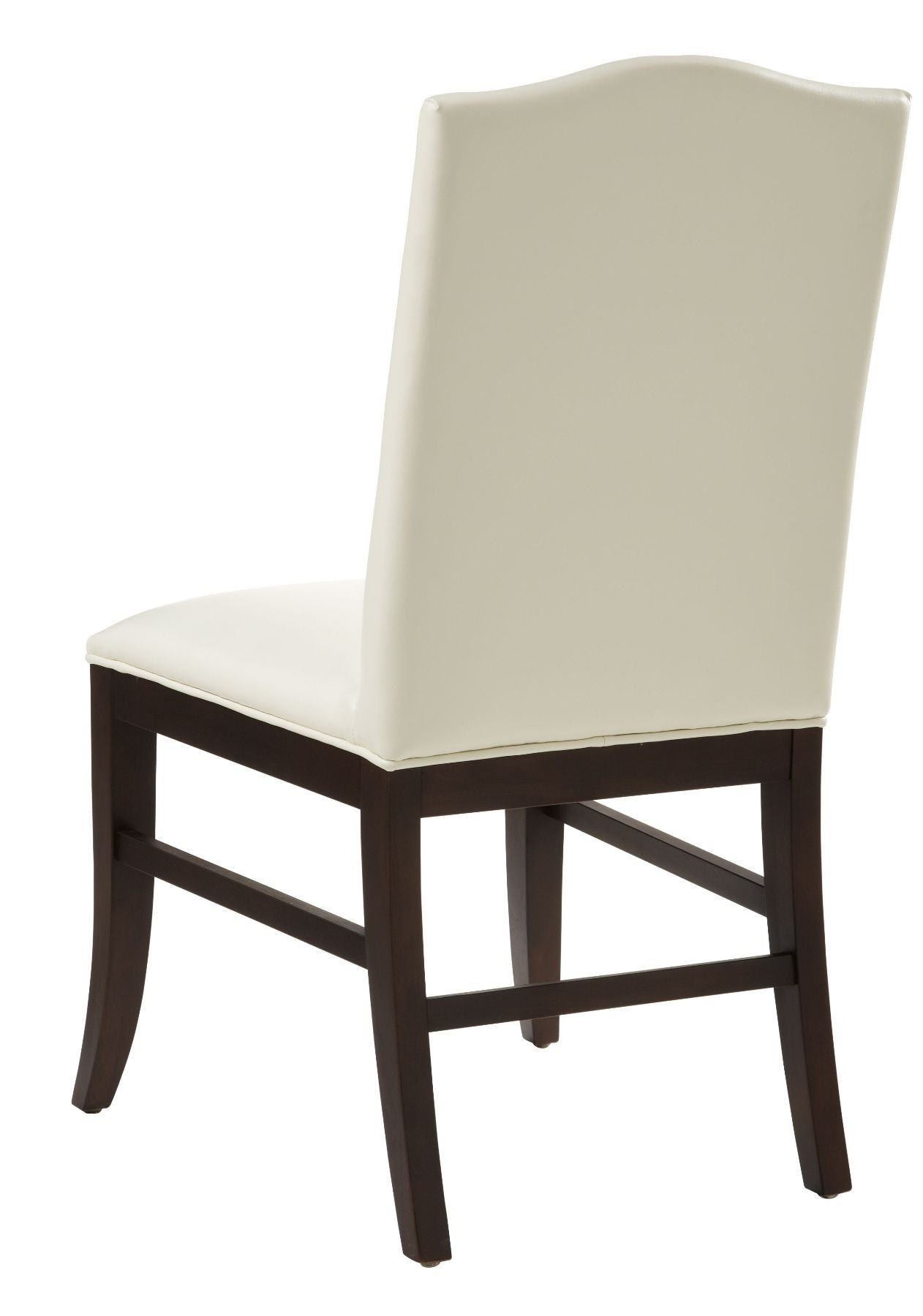 Ivory Dining Chairs Maison Ivory Leather Dining Chair Set Of 2 From Sunpan