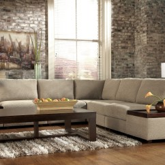 Watson Sofa Table Power Reclining With Headrest Occasional Set From Ashley T481 Coleman
