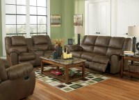 Quarterback Canyon Reclining Living Room Set from Ashley ...