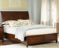 Hamilton King Sleigh Storage Bed from Liberty (341-BR-KSB ...