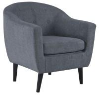 Klorey Denim Accent Chair from Ashley (3620721) | Coleman ...