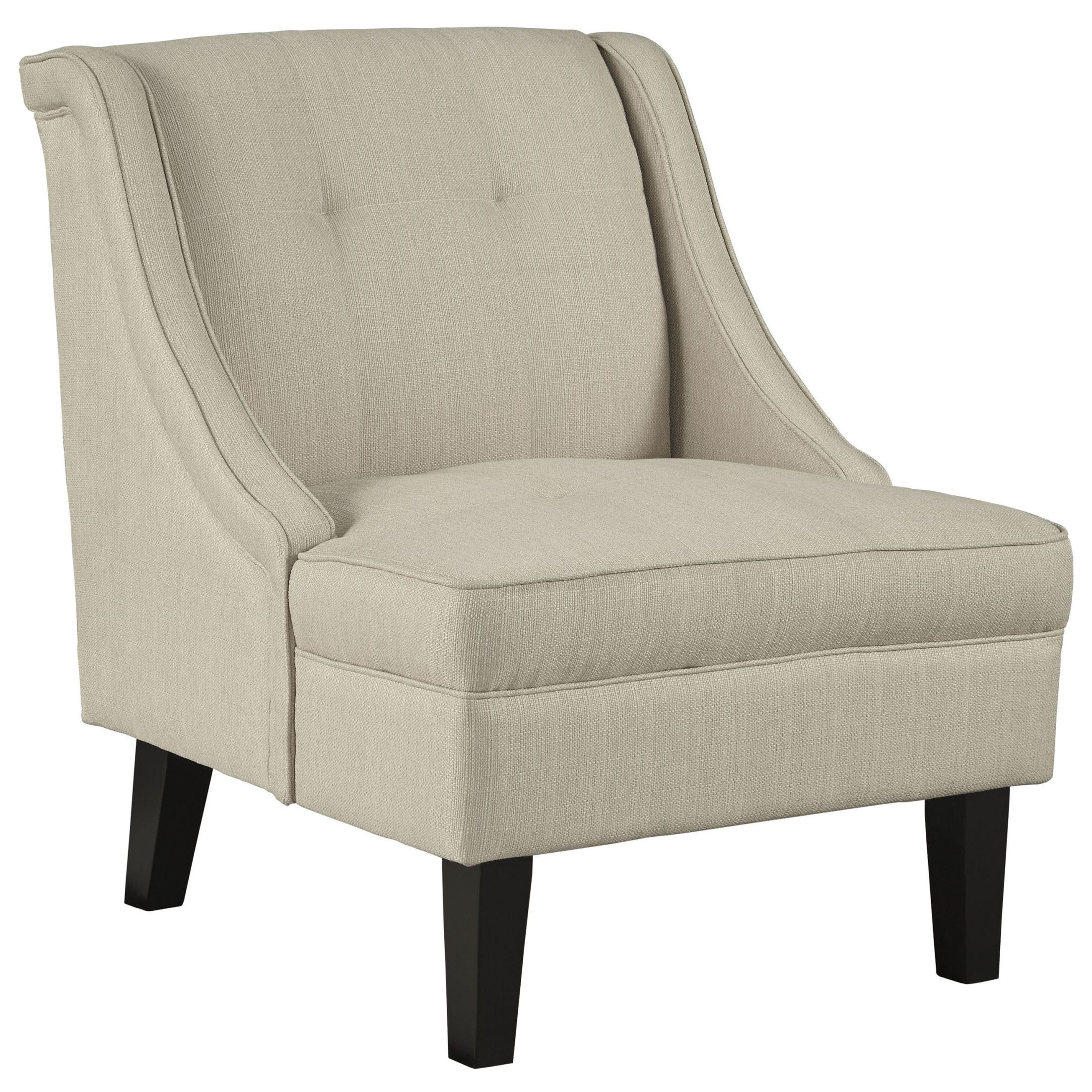 Clarinda Cream Accent Chair from Ashley 3623060