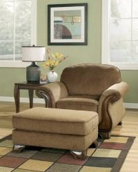 Montgomery Mocha Living Room Set from Ashley (3830038 ...