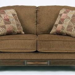 Ashley Furniture Morandi Mocha Sofa Electric Cinema Bed Montgomery Loveseat From 3830035 Coleman