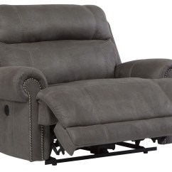 Large Seat Depth Sofas Kijiji Hamilton Leather Sofa Austere Gray Zero Wall Wide Power Recliner From