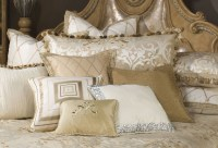 Luxembourg Queen Bedding Set (12pc) from Aico (BCS