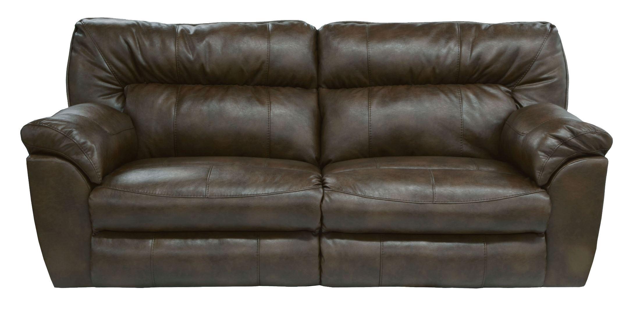 nolan power reclining sofa chesterfield settee godiva from catnapper